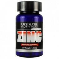 Zinc 30 мг Platinum Series 120 таб