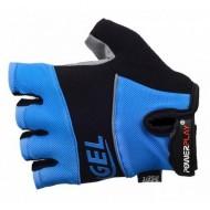 Велоперчатки 1058 синие