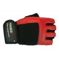 Перчатки для фитнеса 1588-A красные мужские