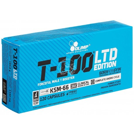 T-100 LTD Edition 120 капс