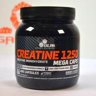 Creatine Mega Caps 1250 Micronized 400 капс