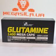 Glutamine Mega Caps 1400 120 капс