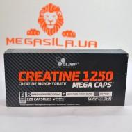 Creatine Mega 1250 120 капс