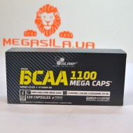 Profi BCAA Mega Caps 1100 120 капс