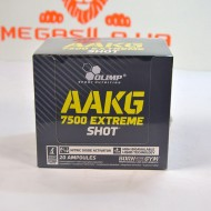 AAKG 7500 Extreme shot 25 мл 20 ампул