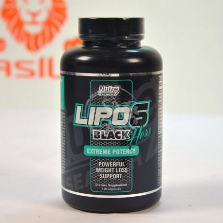Lipo 6 Black Hers 120 капс