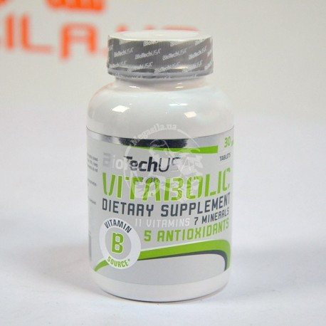 Vitabolik 30 таб