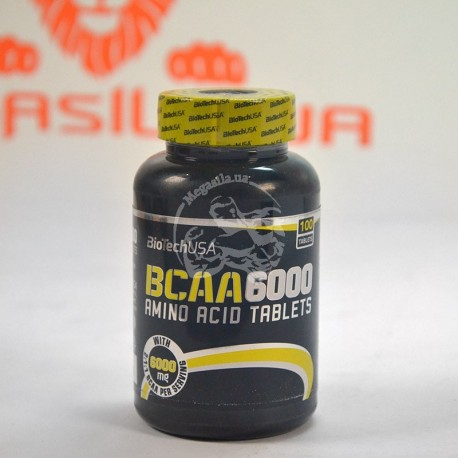 BCAA 6000 100 таб