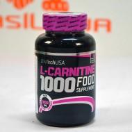 L-Carnitine 1000 мг 60 таб