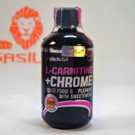 L-Carnitine + Chrome concentrate 500 мл