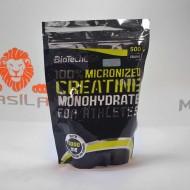 100 % Creatine Monohydrate 500 грамм пакет