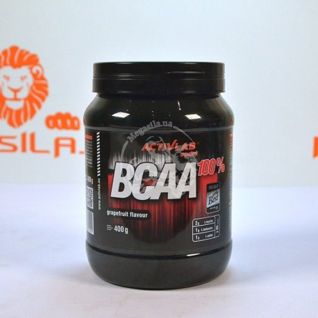 BCAA 100% 400 грамм