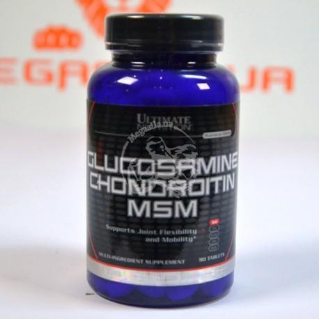 Glucosamine & Chondroitin MSM - 90 таб