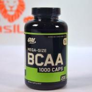 BCAA Mega-Size Caps 1000 200 капс