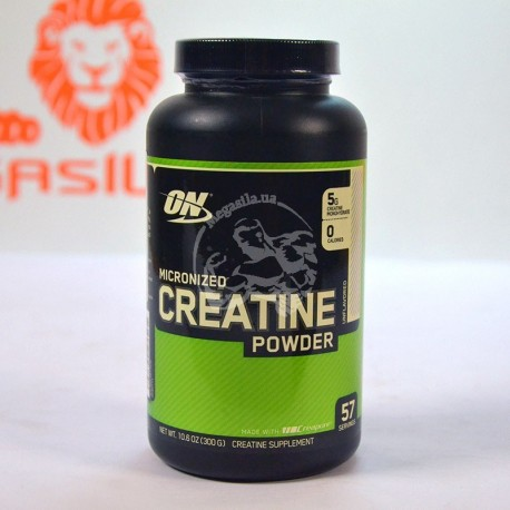 Micronized Creatine Powder 300 грамм