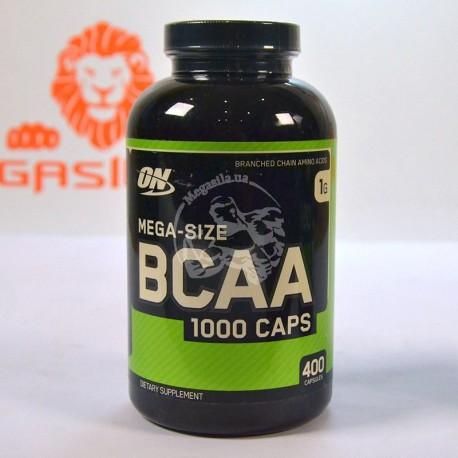 BCAA 1000 Caps Mega-Size 400 капс