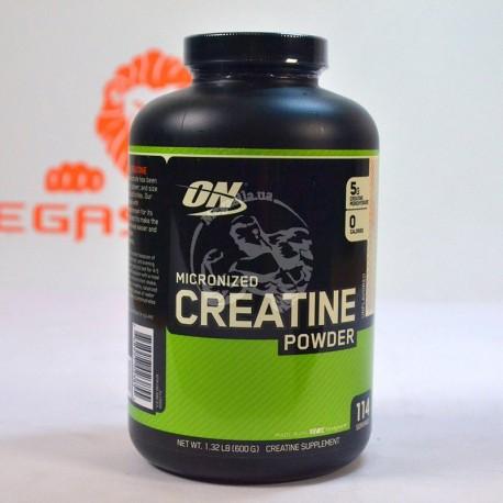 Micronized Creatine Powder 600 грамм