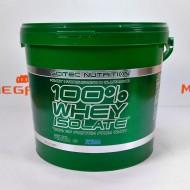 100% Whey Isolate 4000 грамм