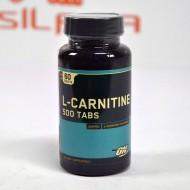 L-Carnitine 500 Tabs 60 таб