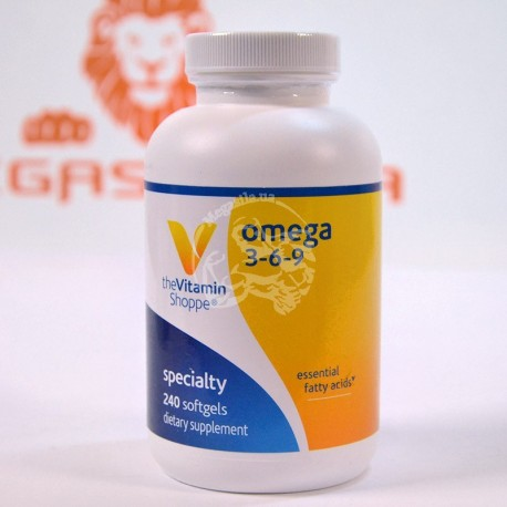 Omega 3-6-9 Specialty 240 капс