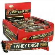 100% Whey Crisp Bar Pack 12 х 65 грамм