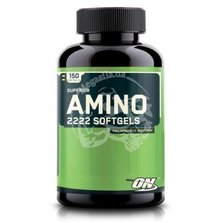 Superior Amino 2222 Softgels 150 капс