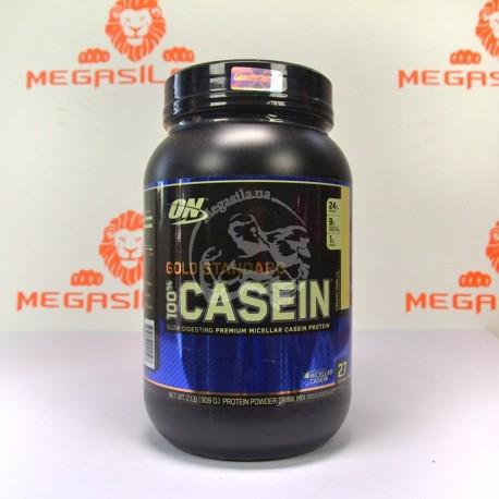 100% Casein Gold Standard 909 грамм