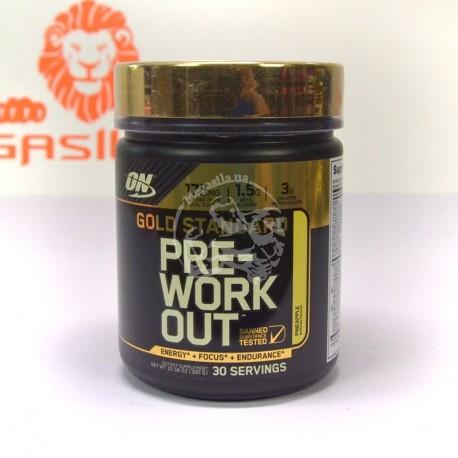 Gold Standart Pre-Workout 300 грамм 30 порций
