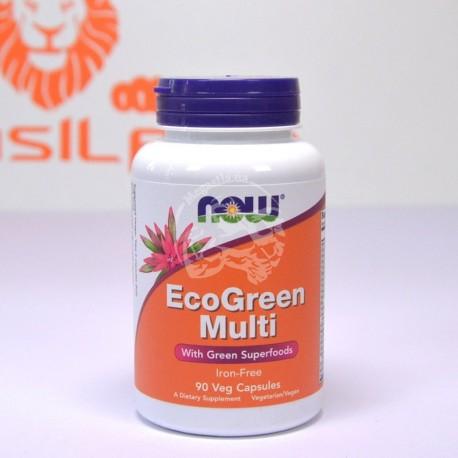 EcoGreen Multi 90 капсул