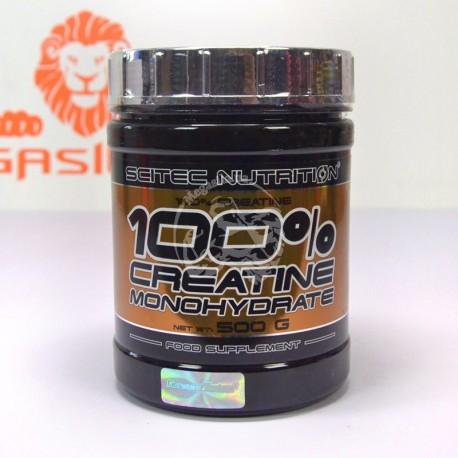 100% Pure Creatine Monohydrate 500 грамм