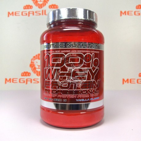 100% Whey Protein Professional - 920 грамм